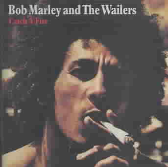 CATCH A FIRE BY MARLEY,BOB & THE WA (CD)